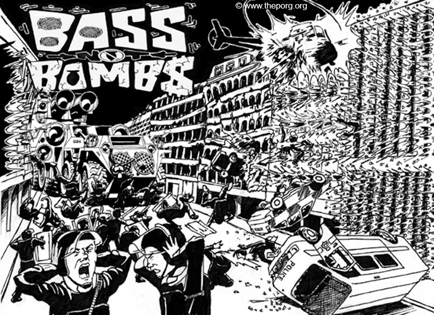 Bass Not Bombs